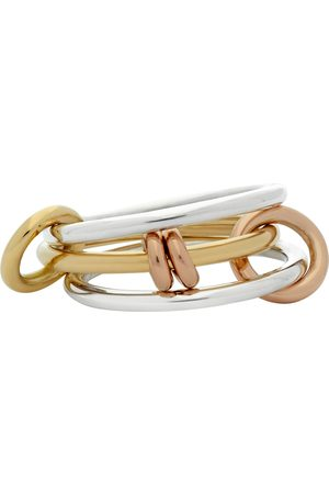 SPINELLI KILCOLLIN And Acacia Three-Link Ring