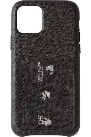 OFF-WHITE Men Phones Cases - Saffiano iPhone 11 Pro Case
