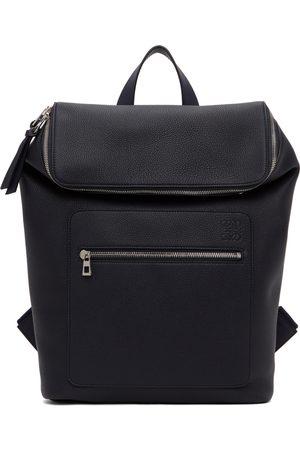 Loewe Navy Slim Goya Backpack