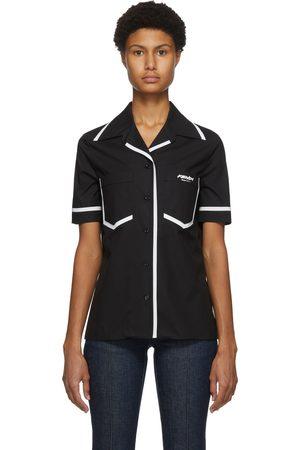 Fendi Eco Popeline Short Sleeve Shirt