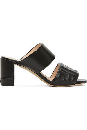 Fendi Forever Double Banded Sandals