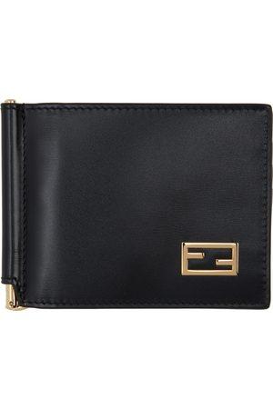 Fendi Baguette Bifold Money Clip Wallet