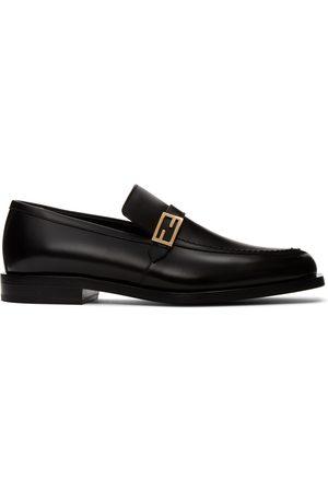Fendi Forever Baguette Loafers