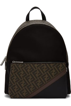 Fendi Forever Fabric Backpack