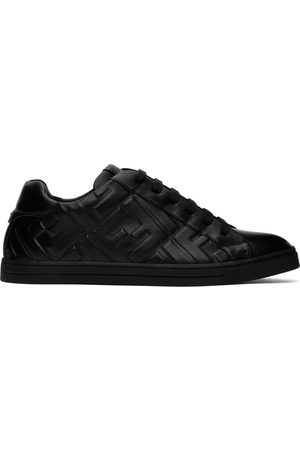 Fendi Leather Forever Sneakers