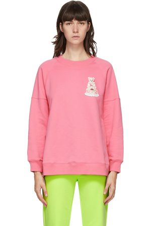 Moschino Teddy Tulle Sweater