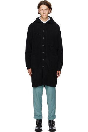 ISABEL BENENATO Wool Hooded Coat