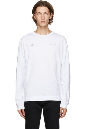 1017 ALYX 9SM Double Logo Long Sleeve T-Shirt