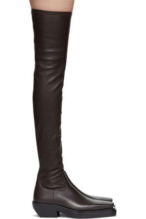 Bottega Veneta BV Lean Tall Boots