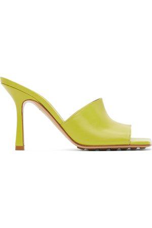 Bottega Veneta Stretch Heeled Sandals