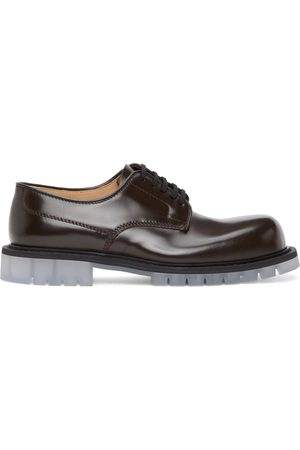 Bottega Veneta Lace-Up Derbys