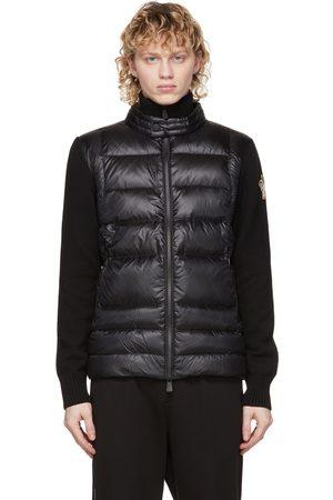 Moncler Down Padded Cardigan Jacket