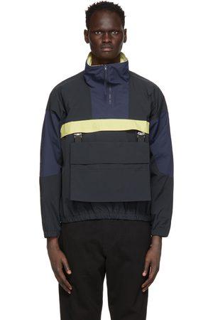 Rochambeau Men Anoraks - Multicolor V Anorak Jacket