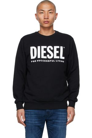 Diesel S-GIR-Division-Logo Sweatshirt