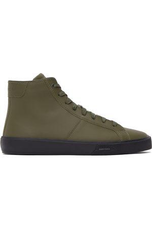 Diesel Khaki S-Mydori MC High Sneakers