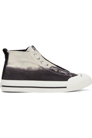 Diesel And Off- S-Astico Mzip Sneakers