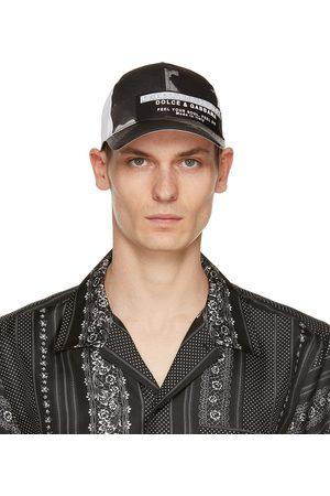 Dolce and Gabbana Camo Print Cap