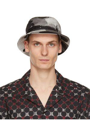 Dolce and Gabbana Khaki Camo Bucket Hat