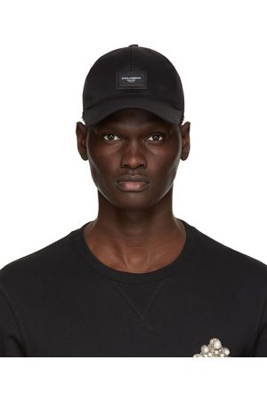Dolce & Gabbana Logo Patch Cap