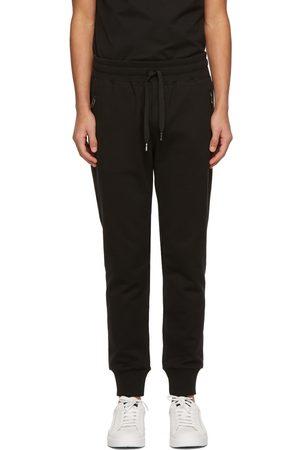 Dolce & Gabbana Brand Plate Lounge Pants