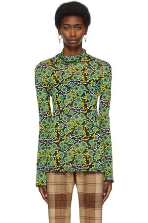 Kwaidan Editions And Floral Turtleneck