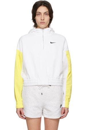 Nike And Sportswear Icon Clash Half-Zip Hoodie