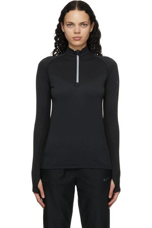 Nike Wool Run Division Half-Zip Sweatshirt