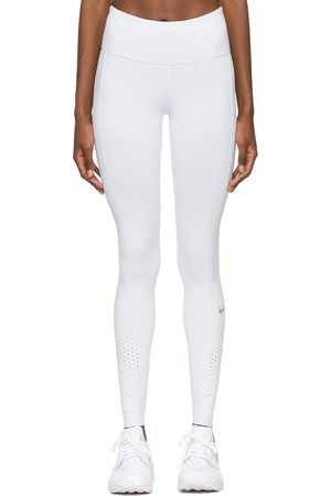 Nike Grey Epic Luxe Running Leggings