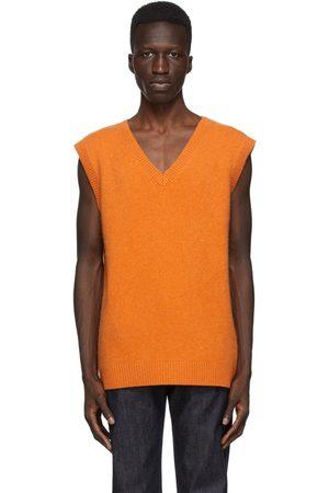 THE ELDER STATESMAN SSENSE Exclusive Heavy Vest