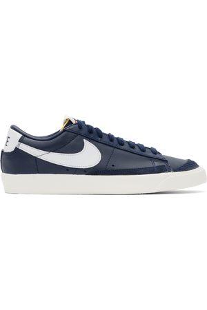 Nike Navy Blazer Low '77 Vintage Sneakers