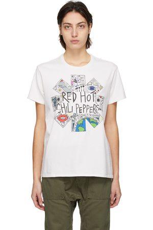 R13 Off- RHCP Doodle Boy T-Shirt