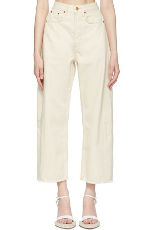 B Sides Off- Lasso Jeans