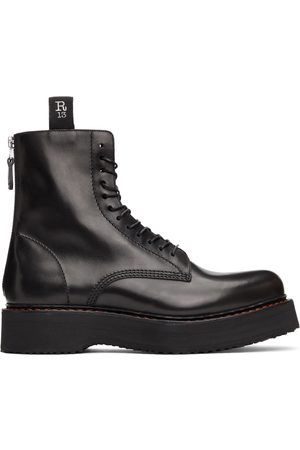 R13 Single Stack Boots