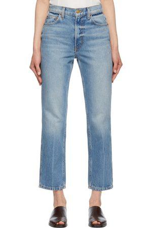B SIDES Louis High Slim Jeans