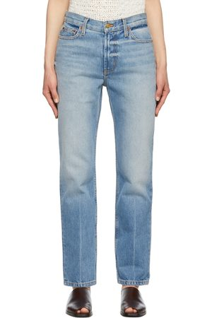 B SIDES Arts Straight Jeans
