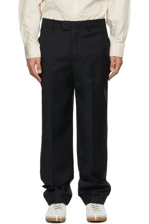 Ader Error Wool Cut-Out Trousers