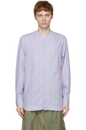 House Of The Very Islands SSENSE Exclusive and Engine Shirt