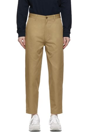 Comme des Garçons Tapered Chino Trousers