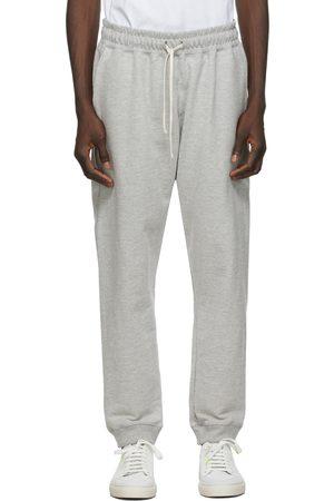 Bather Grey Cotton Sweatpants