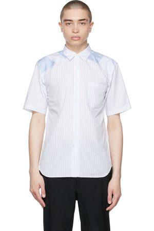 Comme des Garçons And Poplin Stripe Shirt