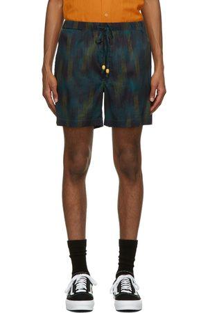 Double Rainbouu Men Shorts - Day Break Shorts