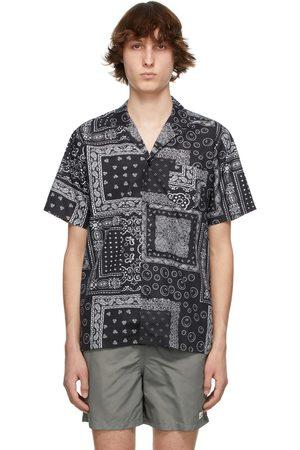 Bather And Bandana Camp Short Sleeve Shirt