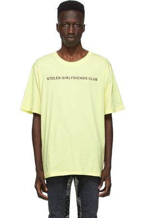 Stolen Girlfriends Club Text Logo T-Shirt