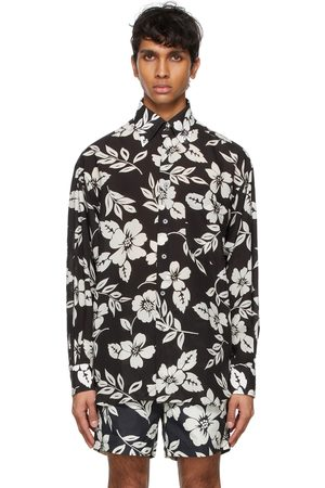 Tom Ford Oversized Floral Shirt