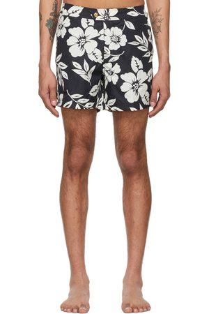 Tom Ford Nylon Floral Swim Shorts