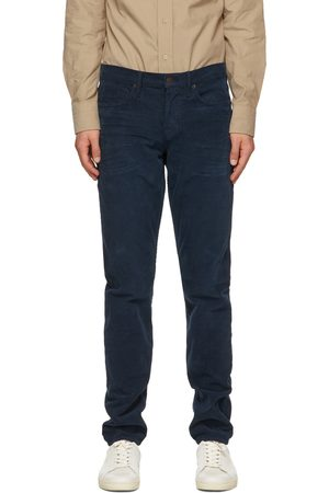 Tom Ford Washed Corduroy Slim-Fit Trousers