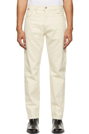 Tom Ford Off- Japanese Selvedge Tapered Jeans