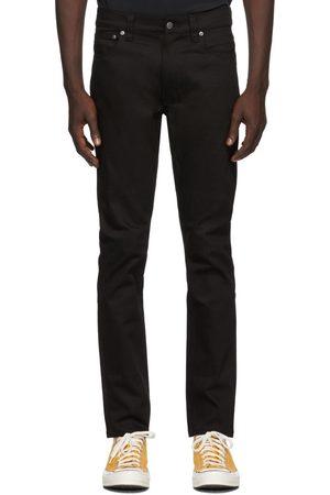 Nudie Jeans Men Jeans - Dry Lean Dean Jeans