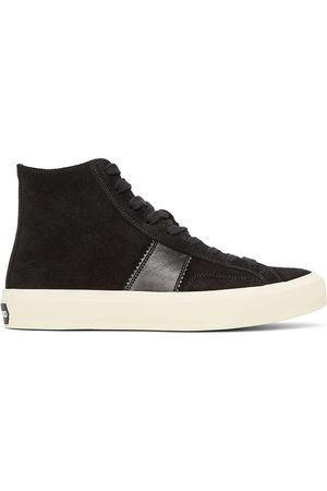 Tom Ford Cambridge High-Top Sneakers