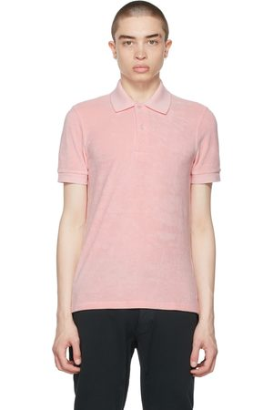 Tom Ford Men Polo Shirts - Toweling Polo